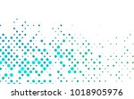 light blue  green vector red... | Shutterstock .eps vector #1018905976