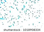 light blue vector layout with... | Shutterstock .eps vector #1018908334