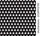 seamless triangle pattern... | Shutterstock .eps vector #1018993750