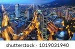 bogota capital of colombia   Shutterstock . vector #1019031940