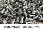 zinc alloy key parts presenting ... | Shutterstock . vector #1019070790