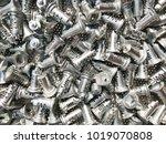 zinc alloy key parts presenting ... | Shutterstock . vector #1019070808