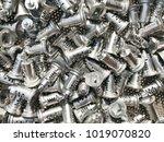 zinc alloy key parts presenting ... | Shutterstock . vector #1019070820