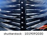 large internet router.large... | Shutterstock . vector #1019092030