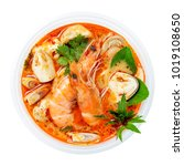 Tom Yum Goong Thai Hot Spicy...