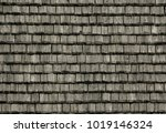 Wooden Roofing Surface Tiles...