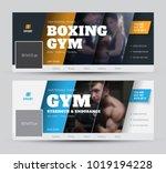 design of the cover for social... | Shutterstock .eps vector #1019194228