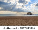 West Pier At Brighton In A Cal...