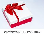 gift valentine background. | Shutterstock . vector #1019204869