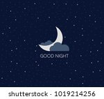 Good Night Logo. Conceptual...