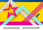 headline presentation abstract... | Shutterstock .eps vector #1019232349