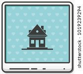 home flat vector icon.