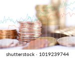 financial concept image | Shutterstock . vector #1019239744