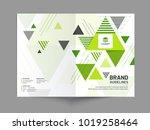 design annual report  cover ...   Shutterstock .eps vector #1019258464