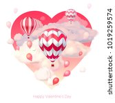 Valentine S Day 3d Vector...