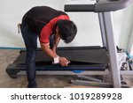 the technical repairing... | Shutterstock . vector #1019289928