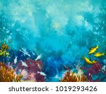 Landscape Oil Painting Of...