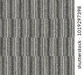 abstract monochrome broken... | Shutterstock .eps vector #1019297398