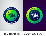 free trial     try it now... | Shutterstock . vector #1019337670
