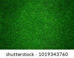 green grass soccer texture... | Shutterstock . vector #1019343760