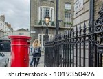 london  february  2018  view of ...   Shutterstock . vector #1019350426