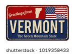 Greetings From Vermont Vintage...