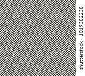 abstract monochrome zigzag... | Shutterstock .eps vector #1019382238