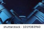 3d illustration of an internal...   Shutterstock . vector #1019383960