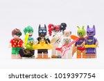 malaysia  jan 21  2018. batman...   Shutterstock . vector #1019397754