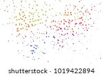 light multicolor  rainbow... | Shutterstock .eps vector #1019422894