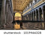 rome  italy   april 9  2012 ... | Shutterstock . vector #1019466328