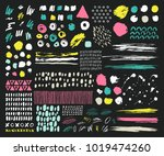 vector illustration. isolated... | Shutterstock .eps vector #1019474260