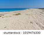 panoramic view of girapetra... | Shutterstock . vector #1019476330