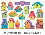 Birdhouse Group.set The...