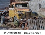 Antique Old Abandoned Rusted...