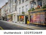 london  february  2018  jermyn... | Shutterstock . vector #1019514649