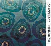 abstract sliced geode design... | Shutterstock . vector #1019522590