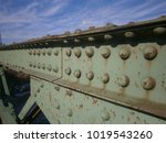 Bridge Girder And Rivets