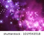 wonder and space. distance... | Shutterstock . vector #1019543518