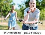 feeling positive. positive nice ... | Shutterstock . vector #1019548399
