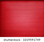 grills and metal doors security | Shutterstock . vector #1019591749