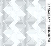 abstract geometric vector... | Shutterstock .eps vector #1019598334