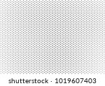 modern clean halftone... | Shutterstock .eps vector #1019607403
