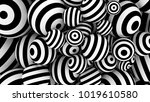 white abstract background with... | Shutterstock . vector #1019610580