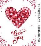 Decorative Valentine Greeting...