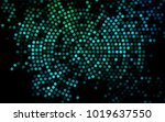 dark blue  green vector red... | Shutterstock .eps vector #1019637550