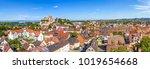 breisach am rhein  view ... | Shutterstock . vector #1019654668