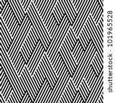 Pattern In Zigzag With Line...