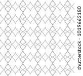 seamless geometric verctor...   Shutterstock .eps vector #1019662180