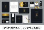 corporate identity branding... | Shutterstock .eps vector #1019685388